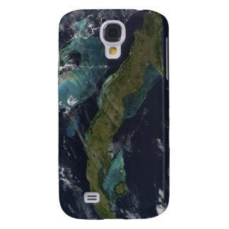 Satellite view of Cuba Galaxy S4 Case