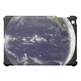 Satellite view of Earth Case For The iPad Mini