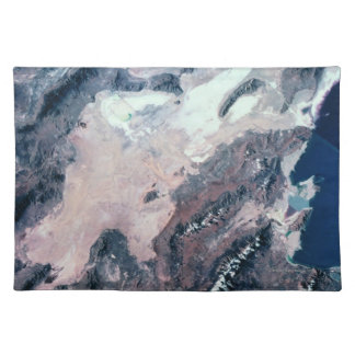 Satellite View of Earth Placemat