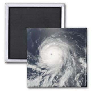 Satellite view of Hurricane Celia Magnet