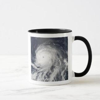 Satellite view of Hurricane Celia Mug