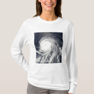 Satellite view of Hurricane Celia T-Shirt