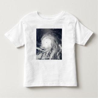 Satellite view of Hurricane Celia Toddler T-Shirt