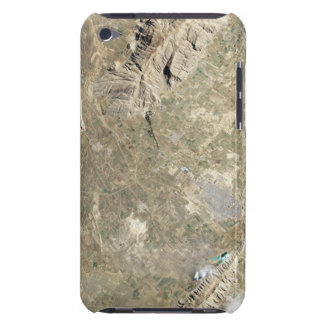 Satellite view of Persepolis Barely There iPod Case