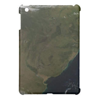 Satellite view of South America iPad Mini Covers