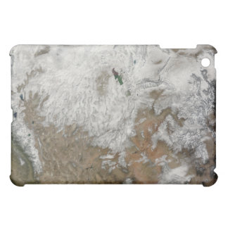 Satellite view of the western United States Case For The iPad Mini