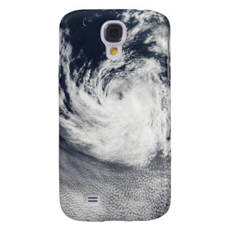 Satellite view of Tropical Depression Blas Galaxy S4 Case