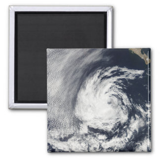 Satellite view of Tropical Depression Blas Magnet