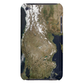 Satellite view of Turkey Barely There iPod Covers