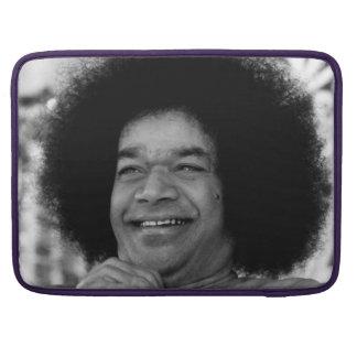 Sathya Sai Baba on MacBook Sleeve