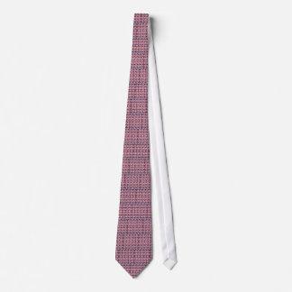 Satin Design Tie