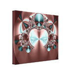 Satin Sheets Wrapped Canvas Stretched Canvas Prints