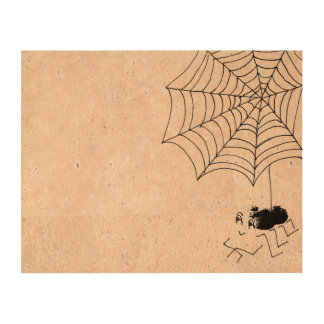 Satisfied Spider Cork Fabric