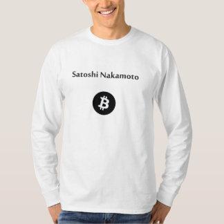 Satoshi Nakamoto T-Shirt