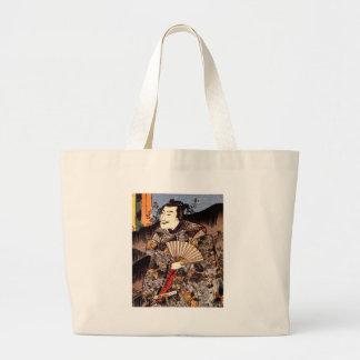 Satsuma Taira Tadanori for Suzumushi Jumbo Tote Bag