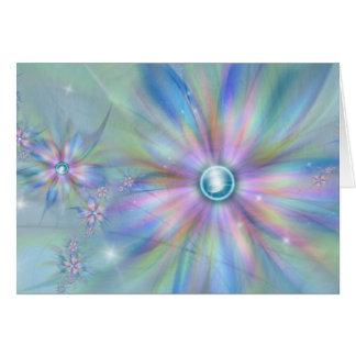 Satu bluesss greeting card