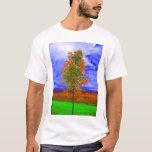 saturated tree shirt