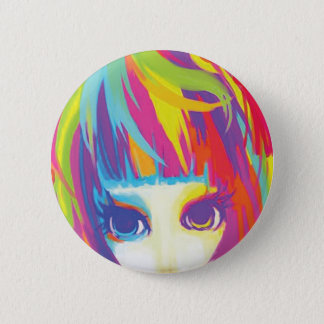 Saturation 6 Cm Round Badge