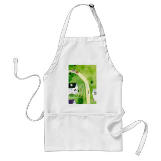 Saturday Afternoon Aprons