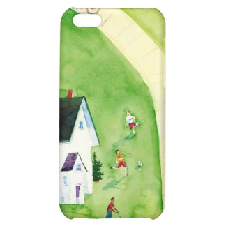 Saturday Afternoon iPhone 5C Cover