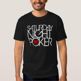 Saturday Night Poker Tshirt