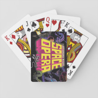 Saturday Night Space Opera Deck of Cards