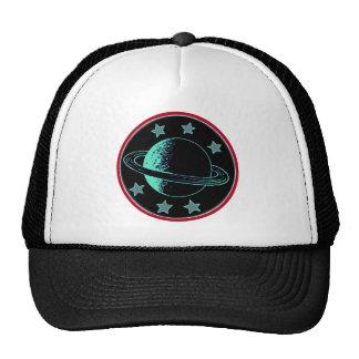 Saturn 6 - trucker hat