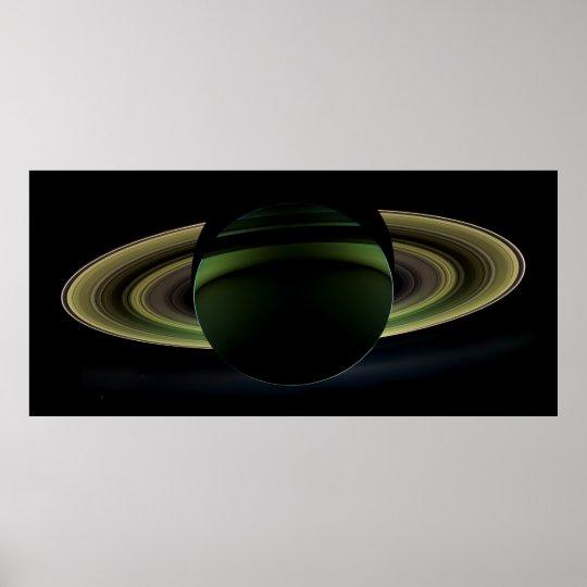 Saturn - A Splendour Seldom Seen Poster