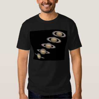 Saturn and Rings T Shirts