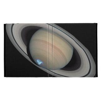 Saturn Aurora — January 26, 2004 iPad Folio Cover