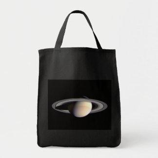 Saturn Tote Bags