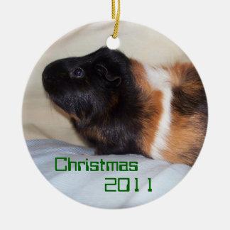 Saturn Christmas Ornament