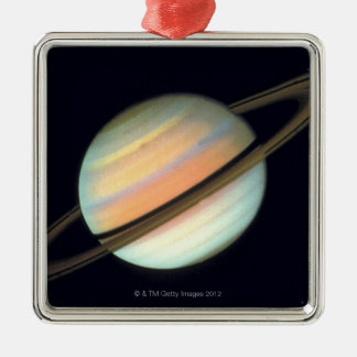 Saturn Christmas Ornament