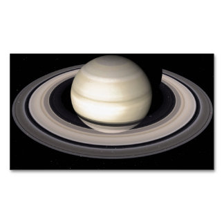 SATURN d.jpg Magnetic Business Cards