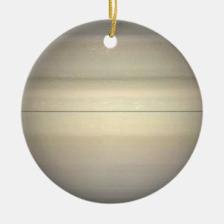 Saturn double-sided ornament