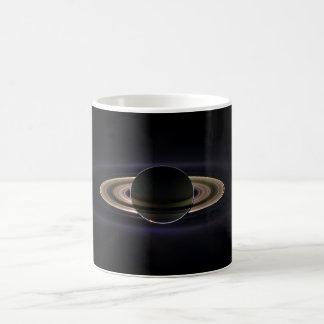 Saturn Eclipse Coffee Mug