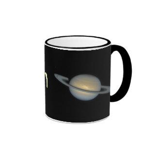 Saturn Hubble, Saturn Ringer Mug