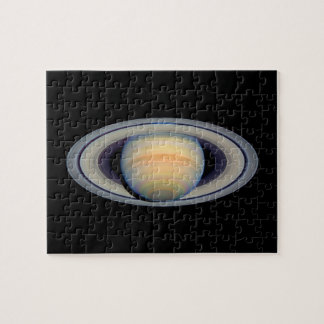 Saturn (Hubble Telescope) Jigsaw Puzzle