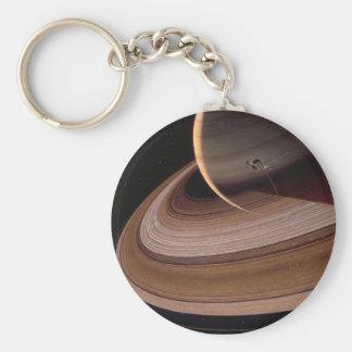 Saturn Key Chain