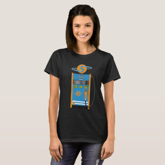 Saturn Mart Pump T-Shirt