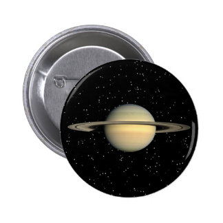 Saturn - Multiple Products 6 Cm Round Badge