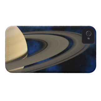 Saturn planet 2 iPhone 4 cover