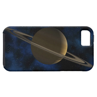 Saturn planet case for the iPhone 5