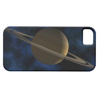 Saturn planet iPhone 5 case