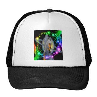 Saturn Rising Mesh Hats