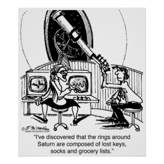 Saturn s Rings Are Lost Socks Posters