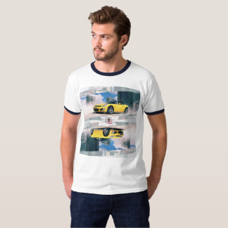 Saturn Skies T-Shirt