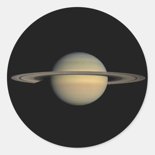 Saturn Stickers