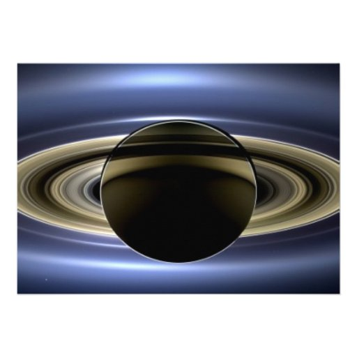 Saturn - The Day the Earth Smiled Cards