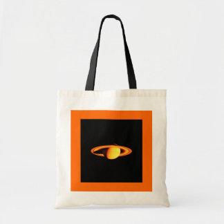 Saturn Canvas Bags